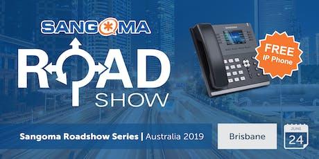 Sangoma Australia Roadshow Series 2019 - Brisbane tickets