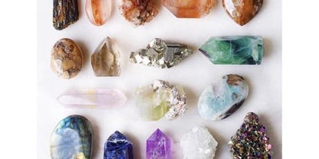 LANCASTER Crystals & Coffee! Meetup & Mingle: Gem Den + Crystal Share at Prince Street Cafe tickets