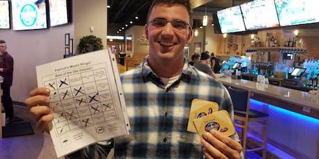 Patrick's Music Bingo tickets