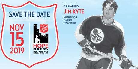8th Annual Hope In The City Breakfast tickets