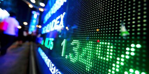 East London FOREX & Bitcoin Trading Workshop For Beginners - Dr JAV