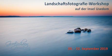 Landschaftsfotografie-Workshop inkl. Übernachtung Tickets