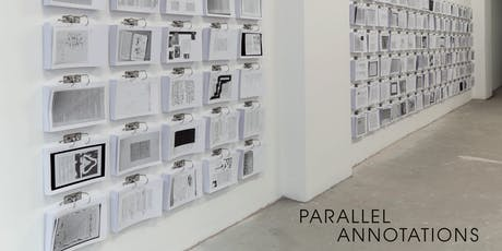 Parallel Annotations: Melanie Reid and Andrew Gannon tickets