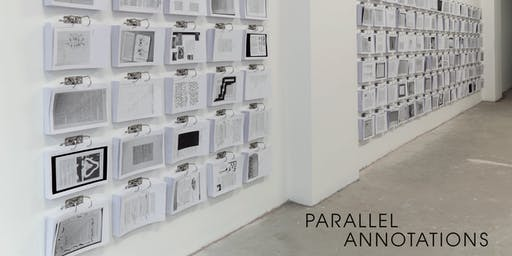 Parallel Annotations: Melanie Reid and Andrew Gannon
