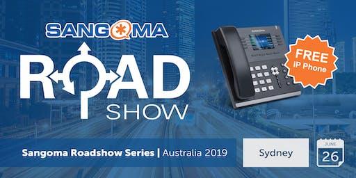 Sangoma Australia Roadshow Series 2019 - Sydney
