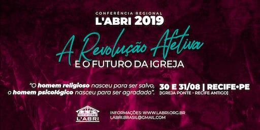 Conferência Regional L'Abri Brasil 2019 - Edição Recife
