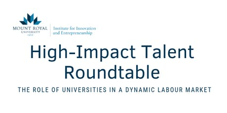 High-Impact Talent Roundtable tickets