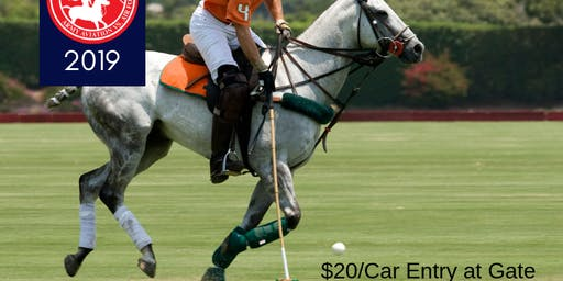 2019 Summer Polo Veteran Benefit