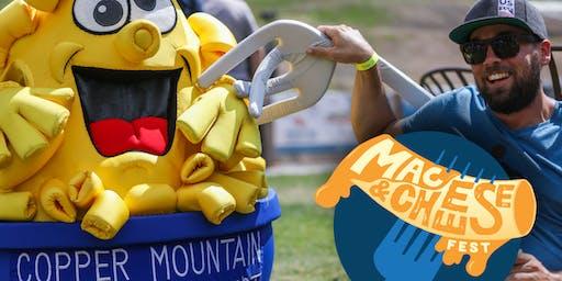 5th Annual Mac & Cheese Fest, Copper Mountain