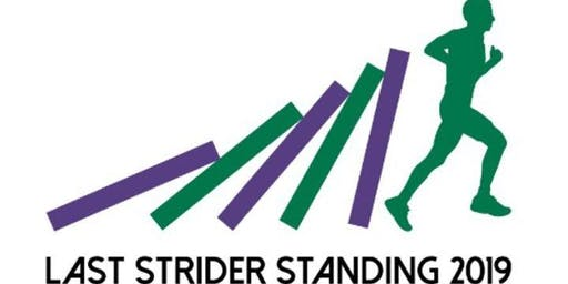 LAST STRIDER STANDING CLUB RACE 2019