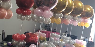 Tiki Balloons Workshop Class