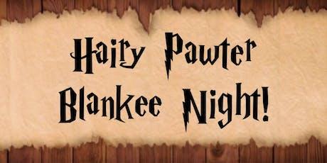 Hairy Pawter Blankee Night! tickets