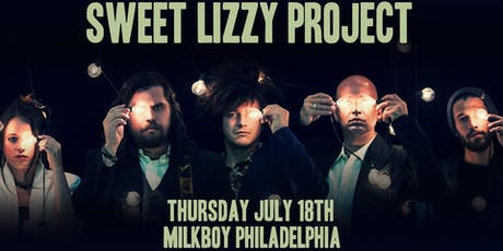 Sweet Lizzy Project tickets