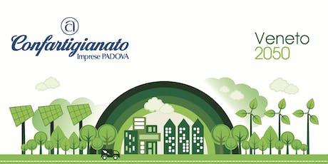 Veneto 2050 - Nuovi scenari per la sostenibilità nelle città future biglietti