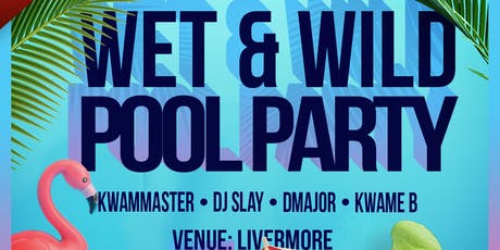 Wet n Wild 1st Edition Pool Party  tickets