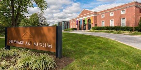Taxes In Retirement Workshop - Delaware Art Museum tickets