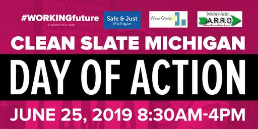 Clean Slate Michigan: Day of Action