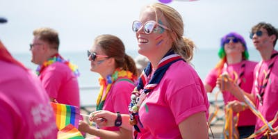 ScoutPride - Worthing Pride 2019