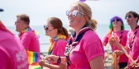 ScoutPride - Worthing Pride 2019  tickets