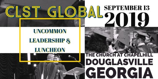 CLST Global Commencement Leadership Lunch, Training & More!