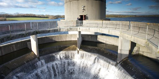Discover the region's largest reservoir: climb the tower at Roadford Dam