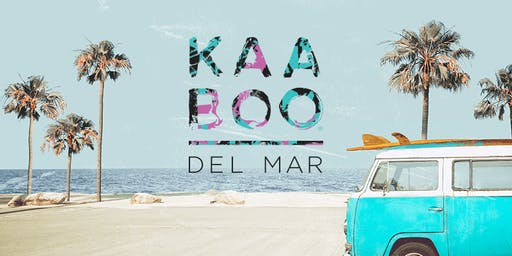KAABOO DEL MAR OFFICIAL BUS PROGRAM
