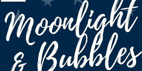 Moonlight and Bubbles - Buckingham tickets