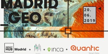 Madrid GEO: Satélites Globales y Aplicaciones GEO innovadoras - Copernicus entradas