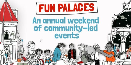 Queen Street Mill Fun Palace 2019 (Burnley) #funpalaces