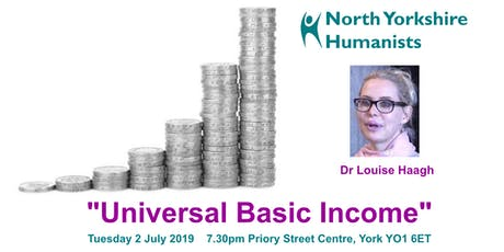 """Universal Basic Income""  tickets"