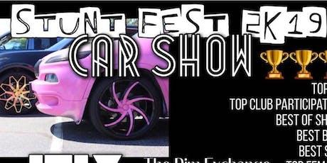 "Baltimore Stuntfest Car/ Truck/ Bike Show ""Part 2"" tickets"