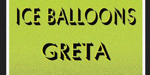 Ice Balloons / Greta / VPL