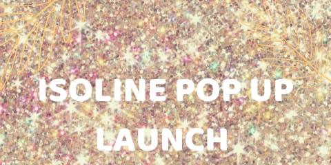 Isoline pop-up