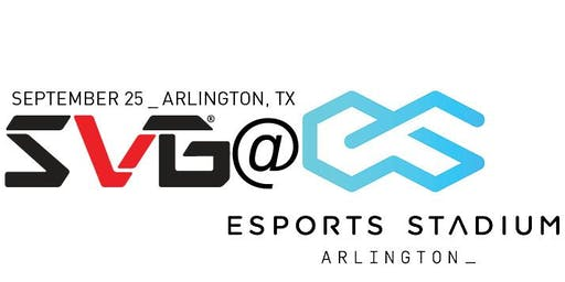 SVG @ ESports Stadium Arlington