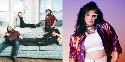Sarah Potenza & Wild Adriatic (co-bill) | Redstone Room