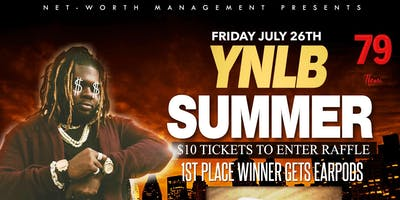 Net-Worth Management presents YNLB SUMMER