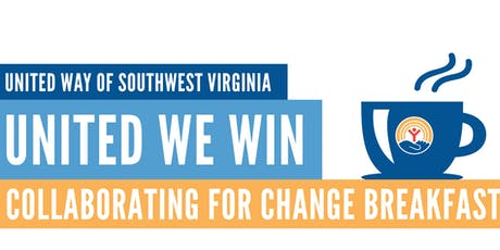 United We Win: Collaborating for Change Breakfast tickets