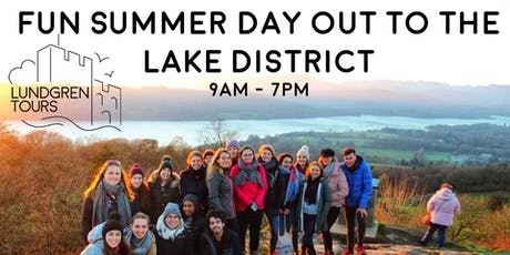 A Summer's Day in the Lake District tickets