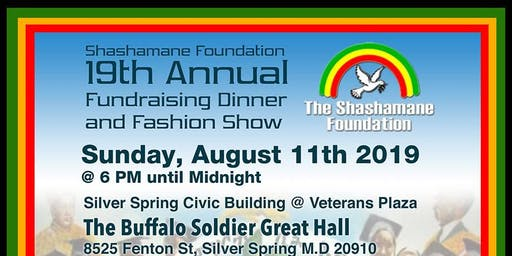 19th Annual Fundraising Dinner and Fashion Show