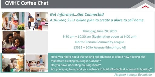 CMHC Coffee Chat: Get Informed...Get Connected