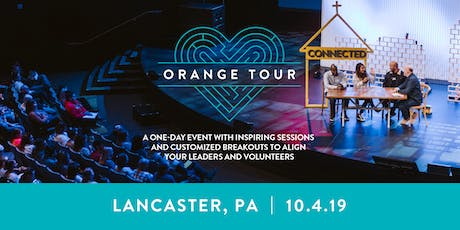 Orange Tour: Lancaster tickets