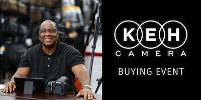 KEH Camera at The Lens Pal- Buying Event
