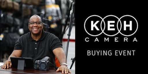 KEH Camera at The Lens Pal- Buying Event
