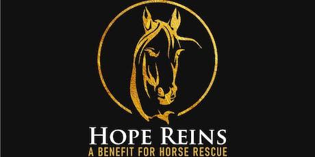 Hope Reins tickets