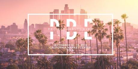 Project Beauty Expo LA tickets