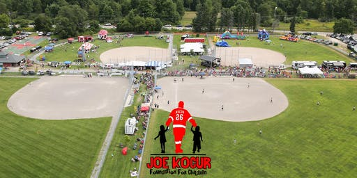 Joe Kocur Foundation for Children - 2019 Charity Softball Classic