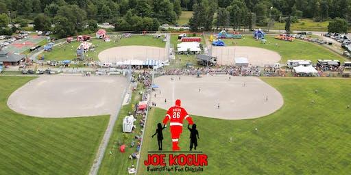 Joe Kocur Foundation for Children - 2019 Charity Softball Classic