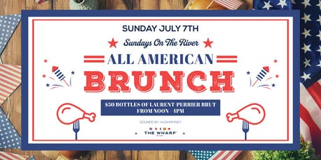 Sundays On The River: All American Brunch tickets
