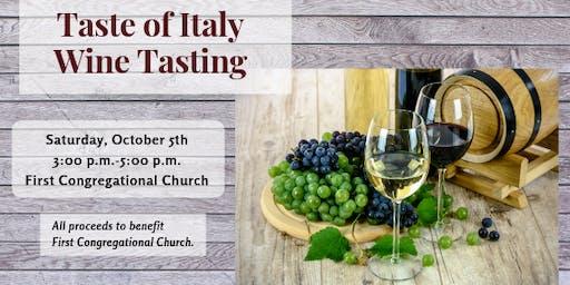 Taste of Italy