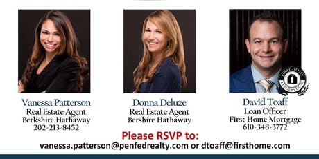 Homebuyer Happy Hour & Open Discussion in Dupont Circle! tickets